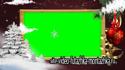 Футаж – Анимационная фоторамка