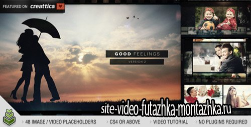 Good Feelings v2 - Project for After Effects (Videohive)