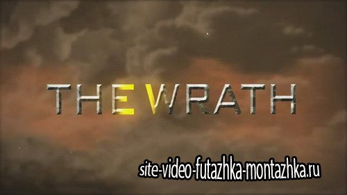 Wrath of the Titans intro - After Effects Template