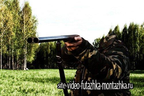 Костюм photoshop - Охота на медведя