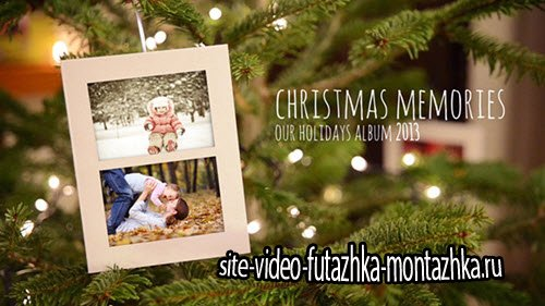After Effect Project - Christmas Photo Gallery