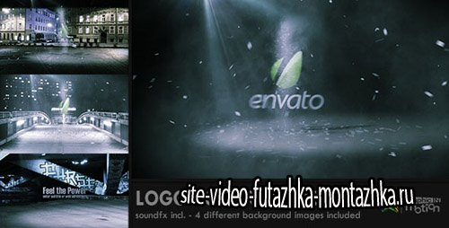 Logo Power Twister - Project for After Effects (Videohive)