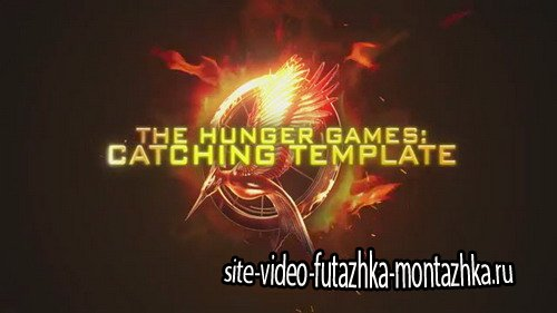 Hunger Games Catching Fire Intro  - After Effects Template