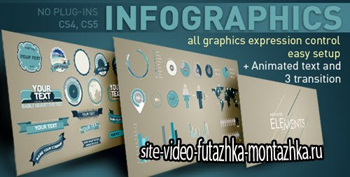 After Effect Project - Infographics