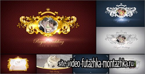 Videohive - Royal Wedding Vintage Elegant Pack