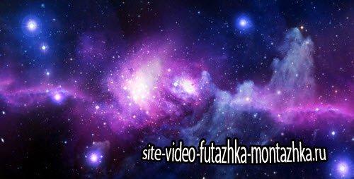 Space Flight Cosmic Nebula