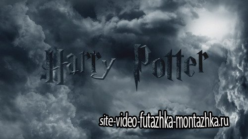 HARRY POTTER - Project for After Effects