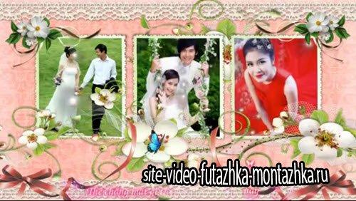 Wedding Love Book - проект для ProShow Producer®