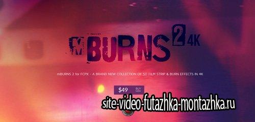 Motionvfx - mBurns 2 4K Collection