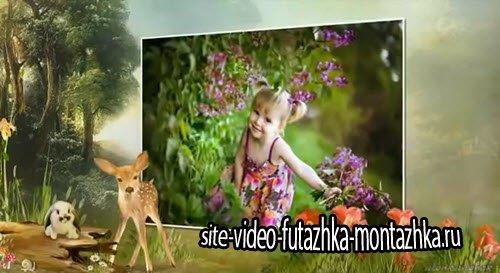 Волшебная страна - Детский проект ProShow Producer®