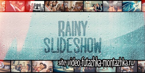 Rainy Slideshow - Project for After Effects (Videohive)