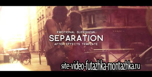 After Effect Project - Separation