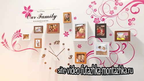 After Effect Project - Photo Wall