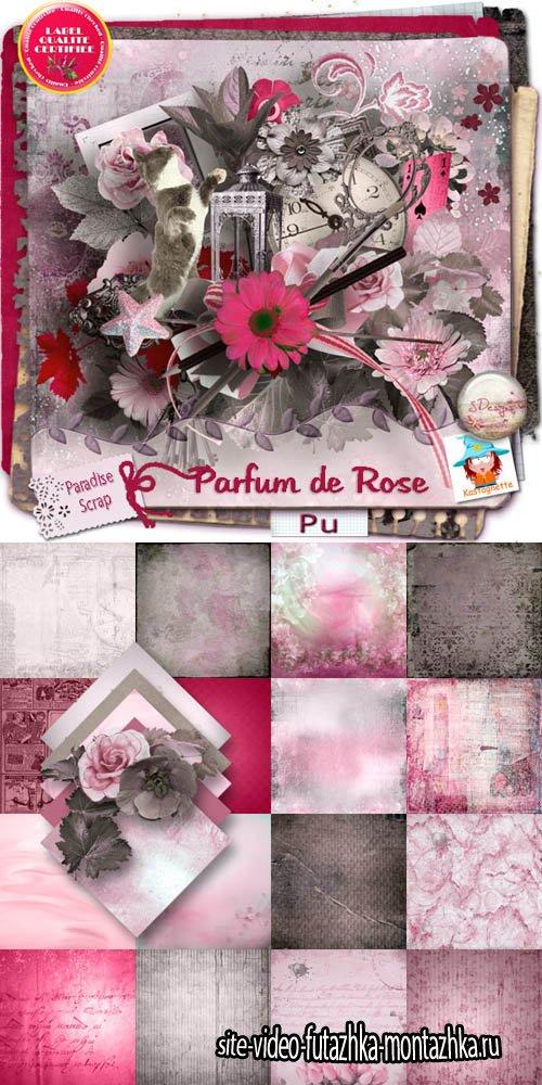 Scrap - PArfum de Rose