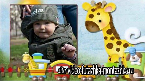 Зоопарк детский проект для ProShow Producer®