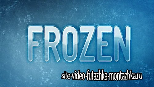 Freezing-Ice Animation - Project for After Effects