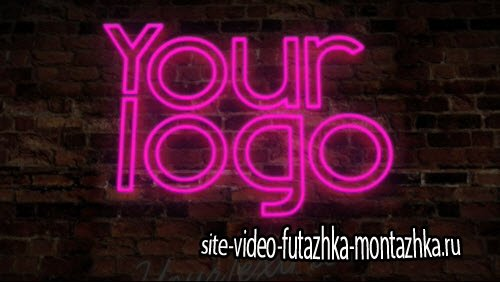 Neon Logo Reveal - After Effect Template