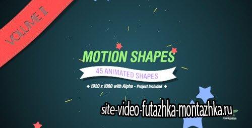 Motion Shapes Vol.2