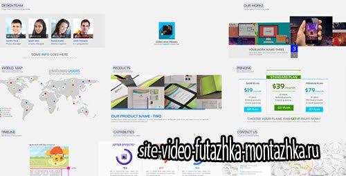 After Effect Project - Elegant Corporate Package v.2.0