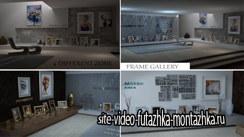 After Effect Project - Frame Modern Gallery