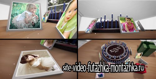 After Effect Project - Happy Birthday