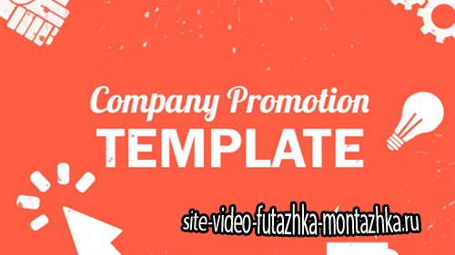 After Effect Project - Company Promotion