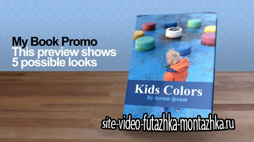 My Book Promotion - Project for After Effects (Videohive)