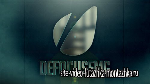 After Effect Project - 3D Element Title and Logo