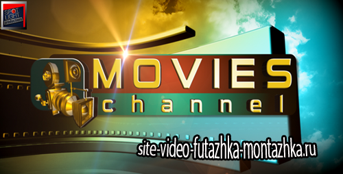After Effect Project - Movies Channel Broadcast Package