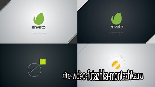 After Effect Project - Dynamic Logo Intro