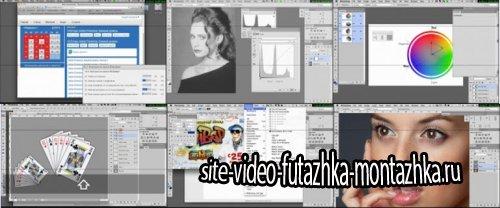 Adobe Photoshop. Базовый уровень. Видеокурс (RUS/2014)