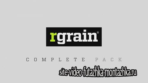 Футажи - RGrain Complete Pack
