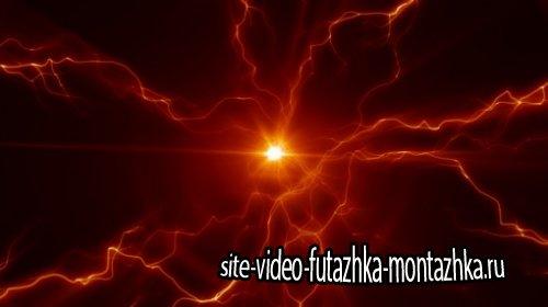 Футаж - Оранжевый разряд