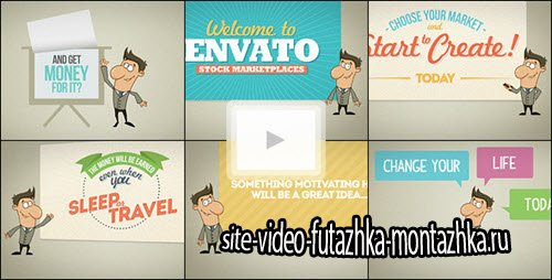 Promote Company/Service/Site - Project for After Effects (Videohive)