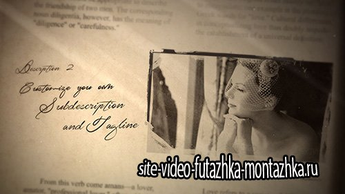 Wedding Album - Project for After Effects (Videohive)