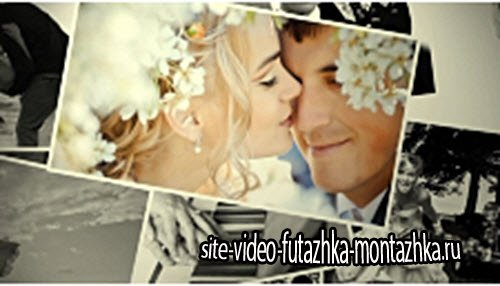 Wedding Photos Slideshow - Project for After Effects (Pond5)
