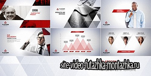 Platform - Corporate Video Package - Project for After Effects (Videohive)