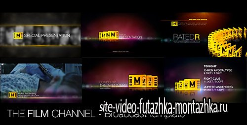 The Film Channel - Project for After Effects (Videohive)