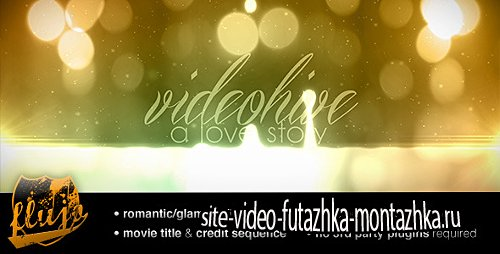Movie Title - Project for After Effects (Videohive)