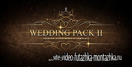 Wedding Pack II - Project for After Effects (Videohive)