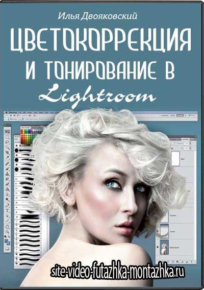Цветокоррекция и тонирование в Lightroom. Видеокурс (2014)