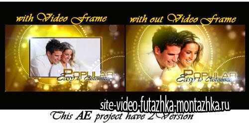 Our Celebrities - Projects for After Effects (Videohive)
