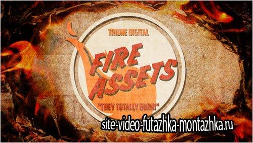 Triune Digital - Fire Assets: 30 Unique Fires