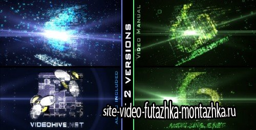Digital Transform 2 - Project for After Effects (Videohive)