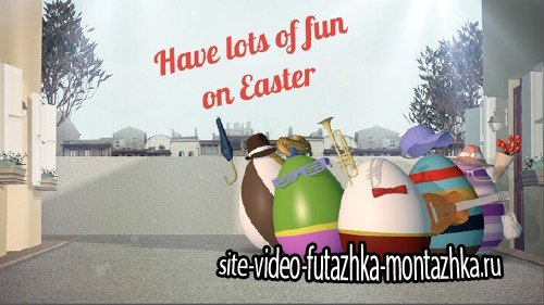 Easter Greetings - Project for After Effects (Videohive)