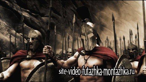 Шаблон мужской - Непреклонный воин Спарты