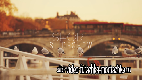 Short Slideshow - Project for After Effects (Videohive)