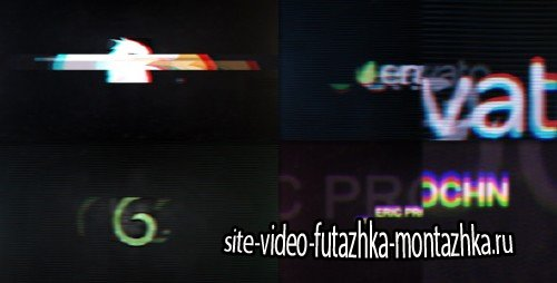 Minimal Digital Glitch Opener 3 - Project for After Effects (Videohive)