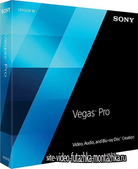 Sony Vegas Pro 13.0 Build 444 (2015/ML/RUS)