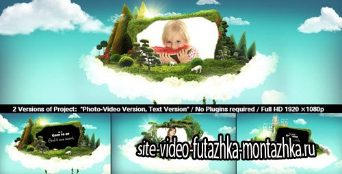 Wonderworld - Project for After Effects (Videohive)